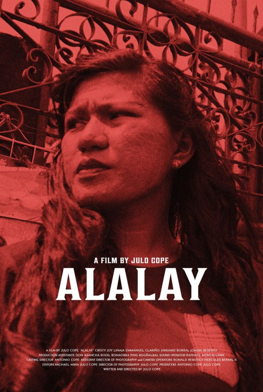ALALAY (GUIDE) POSTER