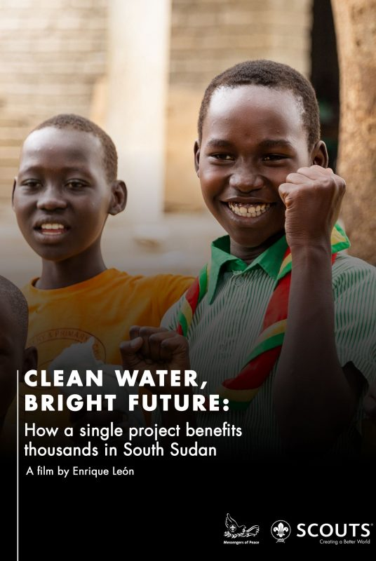 Clean Water Bright future poster_RGB