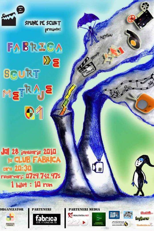 FABRICA DE SCURT METRAJE 01