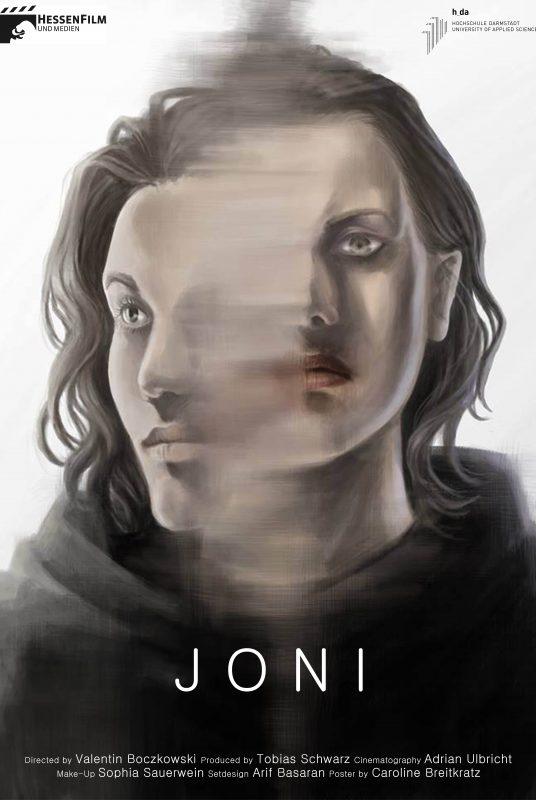 Joni - Poster - Shortfilm by Valentin Boczkowski