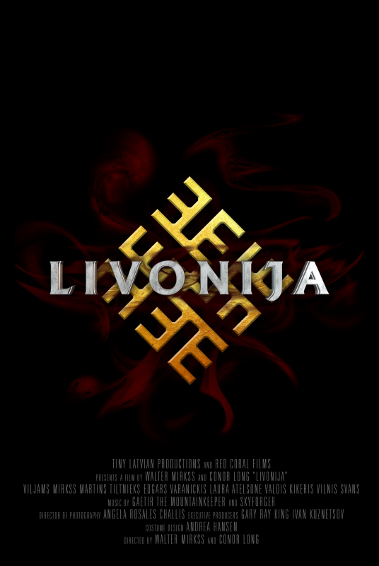 LIVONIJA poster