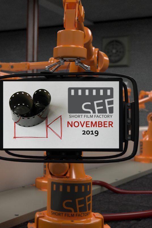 November 2019 - Cover Screenings - Short Film Factory