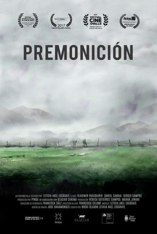 Premonicion Poster