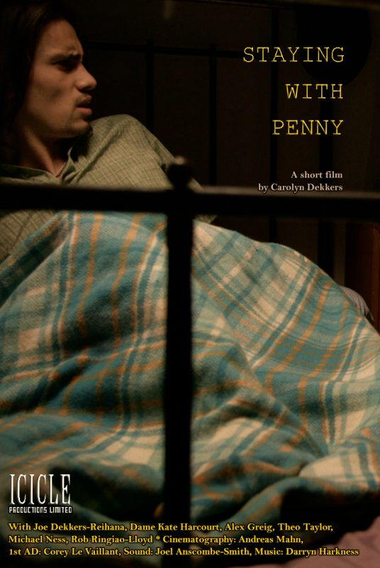Staying with Penny_Poster 2