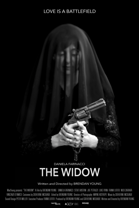 The Widow - poster - 2