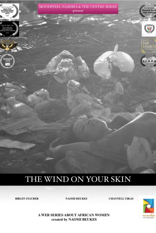The Wind on Your Skin Poster