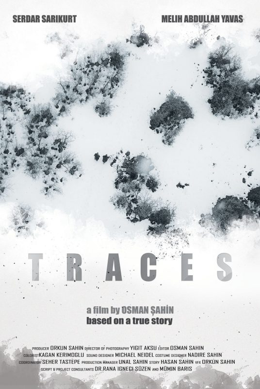 Traces poster
