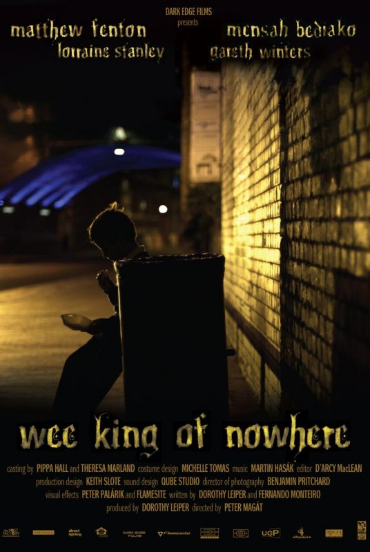 Wee King of Nowhere Poster
